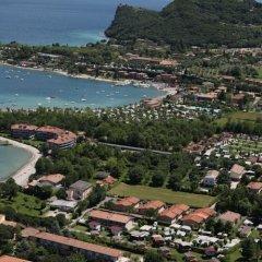 Отель Camping Garden Tourist Манерба-дель-Гарда пляж