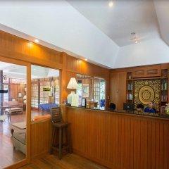 Отель Baan Krating Phuket Resort спа
