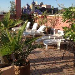 Отель Riad Harmattan Марракеш фото 16