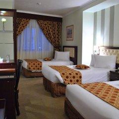 Отель Larsa Hotel Иордания, Амман - отзывы, цены и фото номеров - забронировать отель Larsa Hotel онлайн комната для гостей фото 3