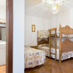 Отель Complejo Rural Huerta Nevada детские мероприятия