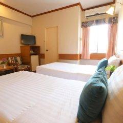 Отель Mike Hotel Таиланд, Паттайя - 1 отзыв об отеле, цены и фото номеров - забронировать отель Mike Hotel онлайн комната для гостей фото 4
