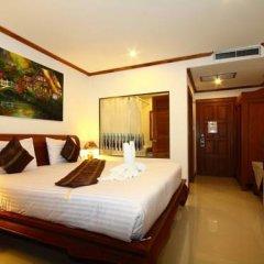 Отель BV Resortel Phuket комната для гостей фото 5