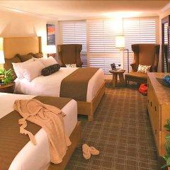 Отель The Cliffs Resort фитнесс-зал