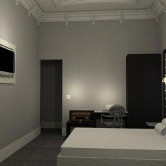 Отель Amra Barcelona Gran Via сейф в номере