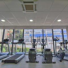Отель Royal Al-Andalus фитнесс-зал