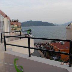 Апартаменты Tekin Apartment Мармарис балкон