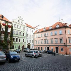 Апартаменты Prague Center Apartments Прага парковка
