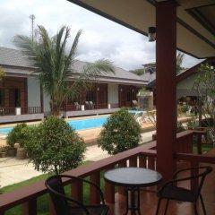 Отель Khum Laanta Resort Ланта балкон