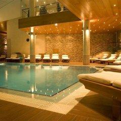Отель Yastrebets Wellness & Spa Болгария, Боровец - отзывы, цены и фото номеров - забронировать отель Yastrebets Wellness & Spa онлайн бассейн фото 3