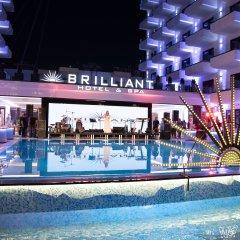 Brilliant Hotel & Spa бассейн