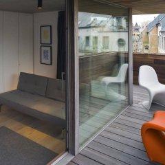 Отель Kool Kaai Studio's Бельгия, Антверпен - отзывы, цены и фото номеров - забронировать отель Kool Kaai Studio's онлайн балкон