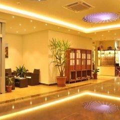 Grand Atilla Hotel Турция, Аланья - 14 отзывов об отеле, цены и фото номеров - забронировать отель Grand Atilla Hotel онлайн интерьер отеля фото 2