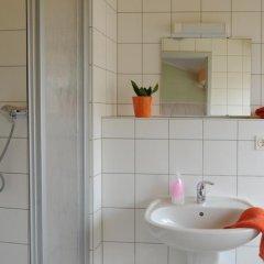 Отель Pension SchlafGut ванная фото 2