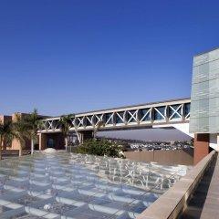 Отель Le Meridien Cairo Airport бассейн фото 2