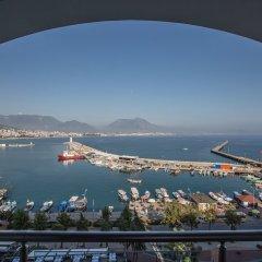 Seaport Hotel Аланья балкон фото 3