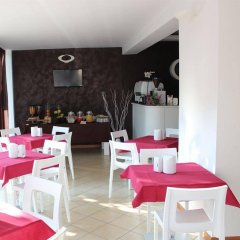 Отель Residence Cigno Италия, Римини - отзывы, цены и фото номеров - забронировать отель Residence Cigno онлайн питание фото 3
