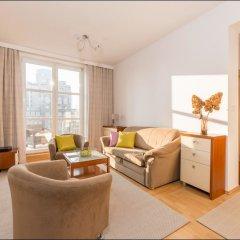 Апартаменты P&O Apartments Marszalkowska комната для гостей фото 3