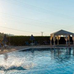 Отель Matheo Villas & Suites Греция, Малия - отзывы, цены и фото номеров - забронировать отель Matheo Villas & Suites онлайн бассейн фото 3