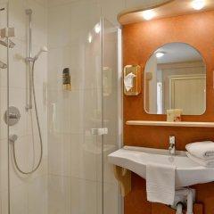 Отель Landhaus Strasser ванная фото 2