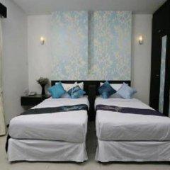 Отель Chitra Suite Spa Бангкок комната для гостей фото 2