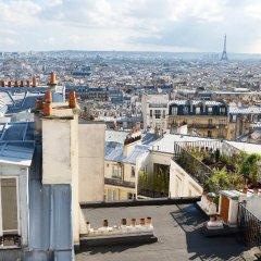 Отель Timhotel Montmartre Париж