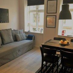 Отель Kapelvej Apartments Дания, Копенгаген - отзывы, цены и фото номеров - забронировать отель Kapelvej Apartments онлайн комната для гостей фото 2
