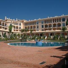 Отель Los Arcos by Garvetur Португалия, Виламура - отзывы, цены и фото номеров - забронировать отель Los Arcos by Garvetur онлайн бассейн