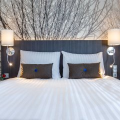 Отель Park Inn by Radisson Lund Швеция, Лунд - отзывы, цены и фото номеров - забронировать отель Park Inn by Radisson Lund онлайн комната для гостей фото 2