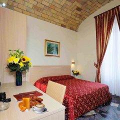 Hotel Campidoglio комната для гостей фото 4