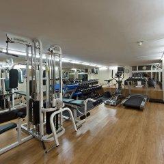 Al Khaleej Plaza Hotel фитнесс-зал фото 2