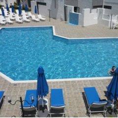 Penelope Beach Hotel Протарас бассейн