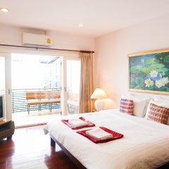 Отель Baan Manusarn Бангкок комната для гостей фото 2
