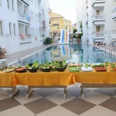 Отель Ceylan Apart Мармарис бассейн