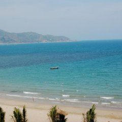 Отель Minh Nhat Нячанг пляж фото 2