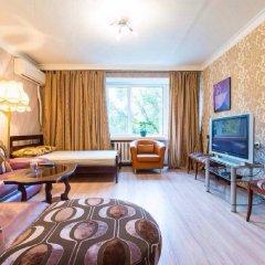 Апартаменты Bolshaya Bronnaya Apartments Москва комната для гостей фото 5