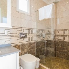 Отель Villa Eslem by Akdenizvillam Патара ванная