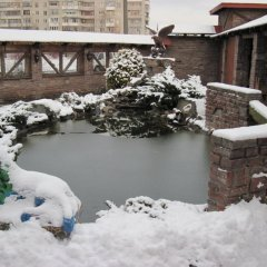 Гостиница Gerold бассейн