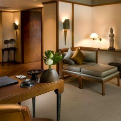 Отель The Sukhothai Bangkok Таиланд, Бангкок - 1 отзыв об отеле, цены и фото номеров - забронировать отель The Sukhothai Bangkok онлайн удобства в номере фото 2