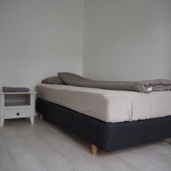 Апартаменты Harstad Apartments комната для гостей