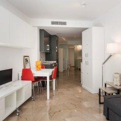 Апартаменты Kirei Apartment Na Jordana комната для гостей фото 4