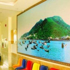 Отель Phung Ha Vung Tau Hotel Вьетнам, Вунгтау - отзывы, цены и фото номеров - забронировать отель Phung Ha Vung Tau Hotel онлайн интерьер отеля