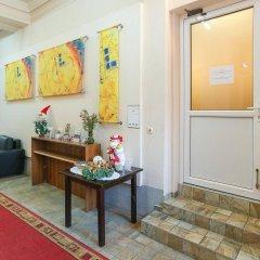 Апартаменты Queens Apartments Вена интерьер отеля
