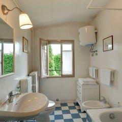 Отель Agriturismo La Montecchia Италия, Сельваццано Дентро - отзывы, цены и фото номеров - забронировать отель Agriturismo La Montecchia онлайн ванная