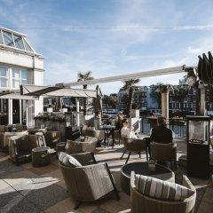 Отель InterContinental Amstel Amsterdam пляж