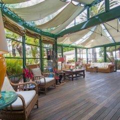 Hotel Cernia Isola Botanica Марчиана интерьер отеля