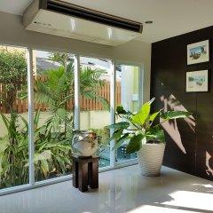 Отель 14 Place Sukhumvit Suites Бангкок сауна