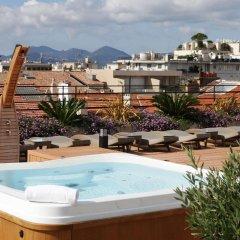 Отель BEST WESTERN Le Patio des Artistes Франция, Канны - 1 отзыв об отеле, цены и фото номеров - забронировать отель BEST WESTERN Le Patio des Artistes онлайн бассейн