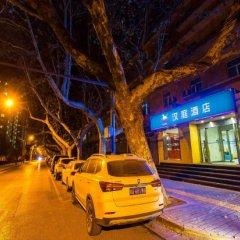Отель Hanting Express Xi'an University of Technology Branch городской автобус
