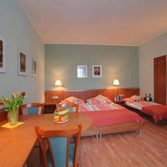 Отель Penzion Fan Чехия, Карловы Вары - 1 отзыв об отеле, цены и фото номеров - забронировать отель Penzion Fan онлайн комната для гостей фото 4